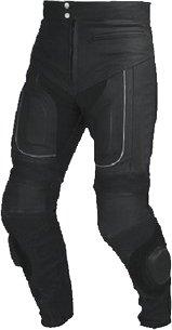 2013 Vector Race - Lederhose für 2tlg. Motorrad-Kombi - 1,4 mm - CE-Protektoren - EU 52 reg