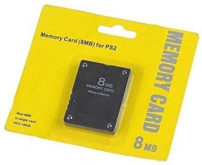Kakooze 8MB Memory Card for Sony Playstation-2 (PS-2) ps2