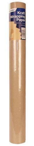 Ambassador Packpapier Minirolle (500mm breit x 25m lang 100% recycled, 70g/m2) 24 Stück