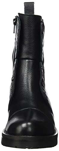 Shoe Biz Binia, Stivali Donna Nero (Old Blues Black)