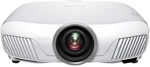 Epson EH-TW7400 4K Enhancement UHD 3LCD-Beamer (3.840x2160p, HDR, 3D, 2.400 Lumen, Kontrast 200.000:1, Motori. Lens-Shift) Weiß