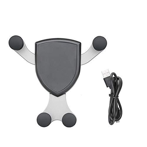 YSHtanj Kabelloses Kfz-Ladegerät für iPhone/Samsung (kabellos) Schwarz Samsung Swing