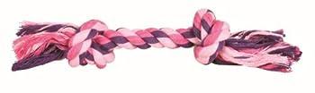 Trixie Denta Fun pur coton corde de jeu pour chien
