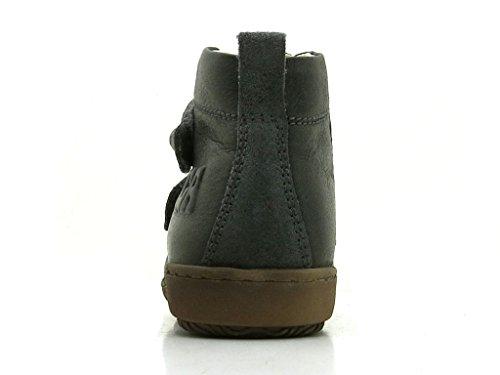 Gattino Sneaker Klettschuhe Jungen Schuhe Kinderschuhe LO034 Cinza