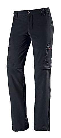 OCK Damen Zipphose schwarz 42