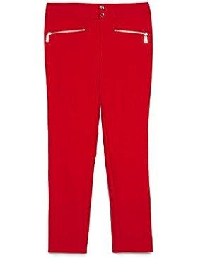 Fiorella Rubino: Pantaloni skinny donna in tessuto tecnico bistretch. Vestibilità Easy. Plus size.