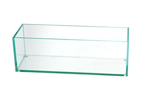 Royal Imports Blumenvase aus Glas mit dekorativem Zentralschaft für Hochzeit oder Zuhause 12 Zoll Claro