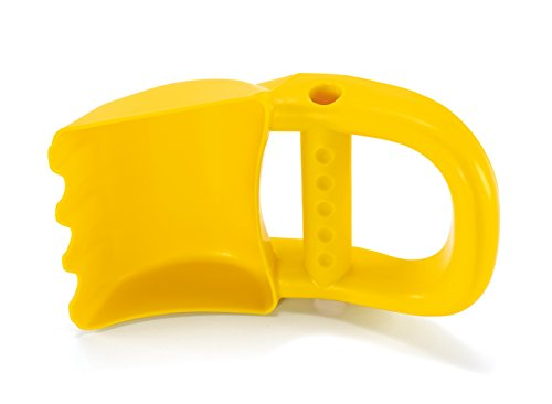 Hape Sandspielzeug - Handbagger gelb (Spielzeug)
