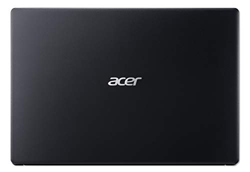 Acer Aspire 3 Thin A315-22 15.6-inch Laptop (A4-9120e/4GB/1TB HDD/Windows 10/AMD Radeon R4 Graphics), Charcoal Black Image 6