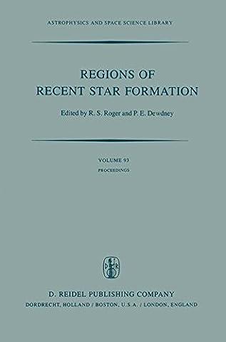 Regions of Recent Star Formation