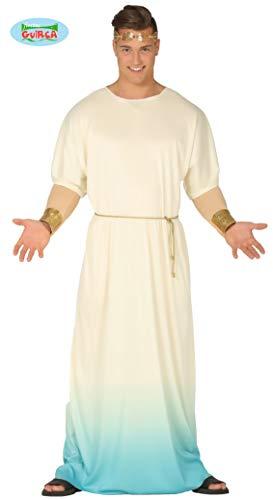 Guirca Costume Vestito Greco Dio dell'Olimpo Uomo Adulto 88662 L