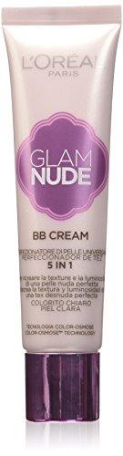 L'Oreal Paris Glam Nude, Tono: Piel Clara