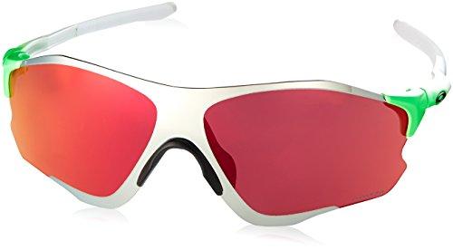 Oakley Evzero 930809 0, Gafas de Sol para Hombre, Verde (Green Fade), 0