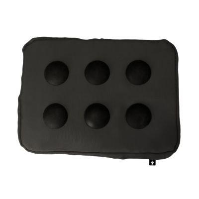 Surf Pillow Hitech Laptop-Kissen schwarz