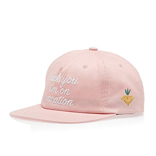 Diamond Supply Co. Diamond Resort Snapback Cap One Size Pink (Snapback Diamond Supply)