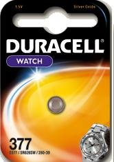 5 x Duracell 377 1.5v Silver Oxide Watch Battery Batteries SR626SW AG4 626 D377 -