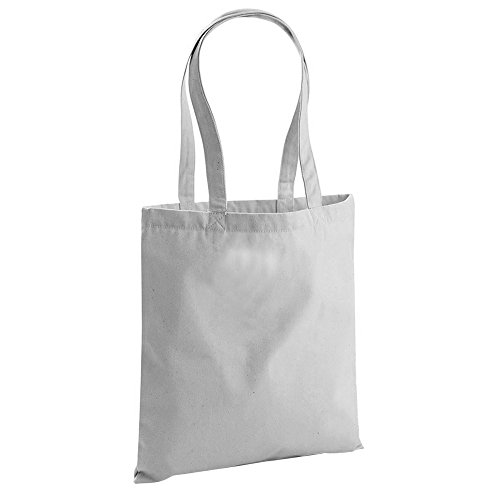 Westford Mill - Borsa in Cotone Biologico (10 Litri) Nero