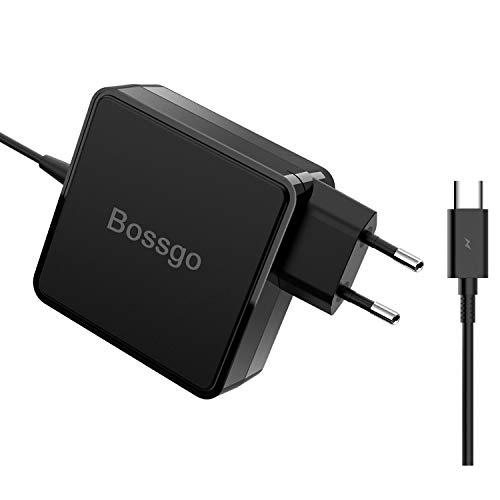 Bossgo USB C Cargador Adaptador Corriente 65W Type