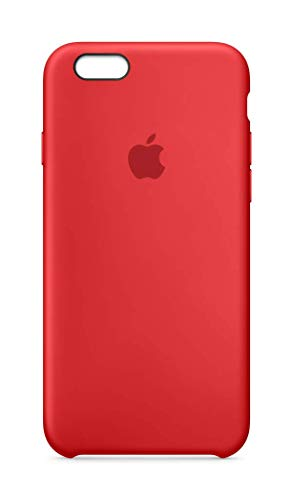 Coque en silicone (pour iPhone 6/6s) - (PRODUCT)RED