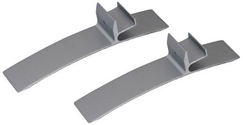 INROT Heiz Systeme 70004 Standfüße für Inrot Infrarot Heizungen, 2 Stück