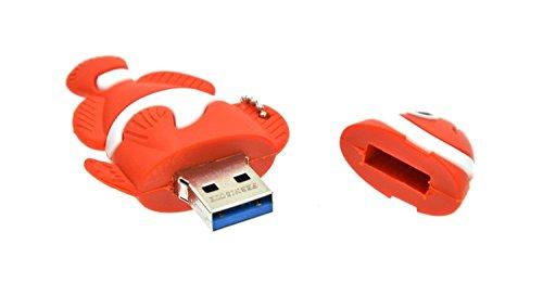 Hamiki 4gb fish usb 2.0flash drive data memory stick dispositivo