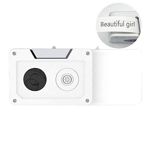 AYQ Mini Imprimante Portable Thermique Imprimante sans Fil WiFi Imprimante Téléphone Imprimante Photo sans Fil + Rouleau De Papier