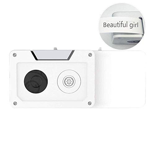 L&Z Mini Drucker WiFi Barcode Drucker Telefon Drahtlose Foto Drucker Tragbare Thermodrucker mit Rolle Papier