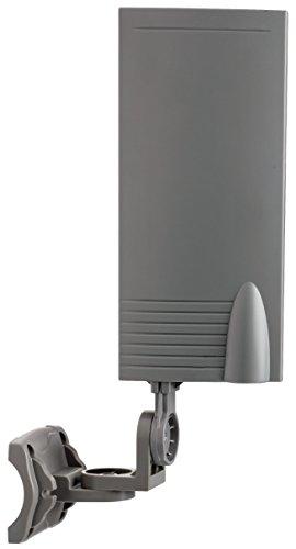 Eurosell - Outdoor DVB-T DVB-T2 Außenantenne 15 dB Vhf/UHF - Auch für Camper Camping Wohnwagen Wohnmobil Etc. Antenne DVBT DVBT2 Außenbereich