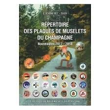 Répertoire des plaques de muselets du champagne : Nouveautés 2017-2018