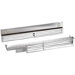 Siemens CI36Z400 accesorio y suministro para el hogar - Accesorio de hogar (Refrigerador, Acero inoxidable, Acero inoxidable, 3 kg, 200 x 180 x 970 mm)