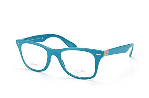 Rayban Unisex Acetate Light Blue Wayfarer Full Rim Frame (Rayban-RB7034-5442)  available at amazon for Rs.5943