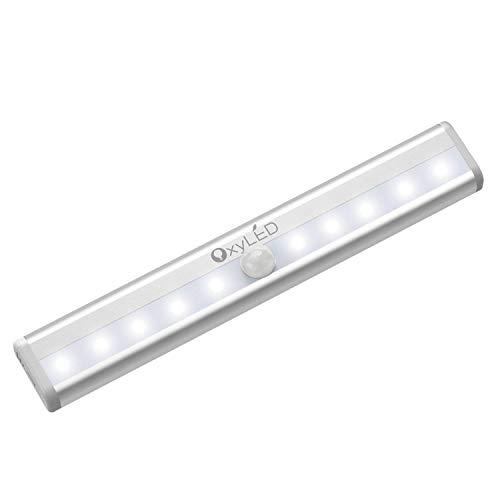 Luces de armario OxyLED con sensor de movimiento