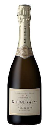 Kleine Zalze Vintage Brut 2010 Chardonnay Pinot Noir 75cl