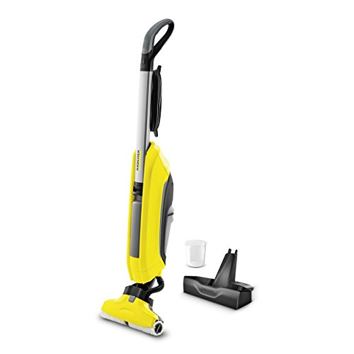 Kärcher 1.055-502.0 FC5 Hard Floor Cleaner and Vacuum, Yellow