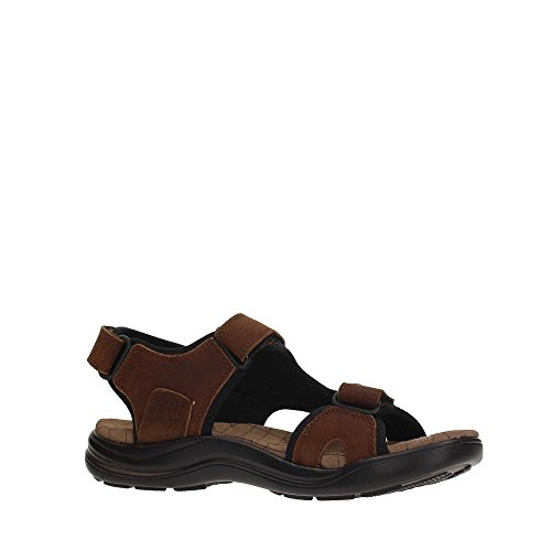 Lumberjack Herren Earth Peeptoes Brown/Black
