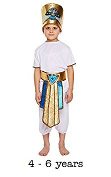 Ägyptische Kostüm Boy - Ägyptische Boy Kostüm