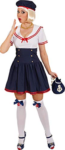Womens Navy Uniform - Ladies Sweet Sailor Navy Captain Uniform