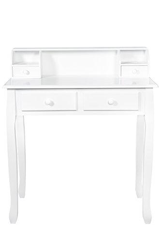 Sekretr Tisch Schreibtisch Weiss Landhaus 465 Gebraucht Kaufen Wird An Jeden Ort In