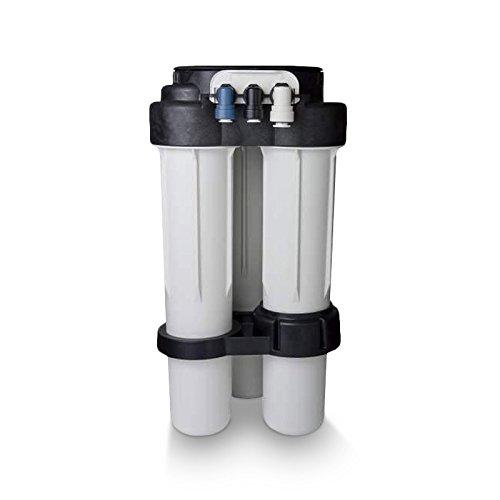 GE Merlin Osmoseanlage   Directflow Umkehrosmose Wasserfilter   Kein Strom notwendig   PRF RO UO Anlage von Pentair