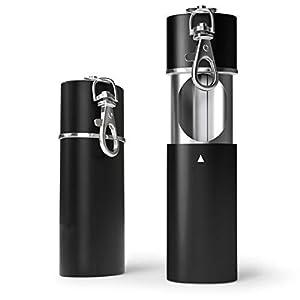 2 x Zigaretten Taschenascher Taschenaschenbecher geruchsdicht | Reise-Aschenbecher – Aschenbecher für unterwegs…