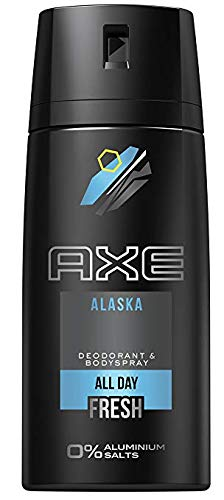 Axe Alaska Deospray, 6er Pack (6 x 150 ml)