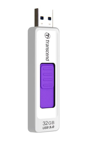 Transcend JetFlash 770 TS32GJF770 USB 3.0 32GB Pen Drive (White)