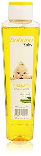 Französisch-shampoo (Babaria Shampoo Baby 600ml)