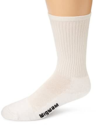 Wigwam Herren coollite Pro Crew Socken Gr. Medium, weiß