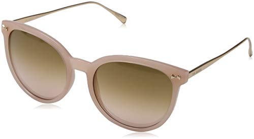 Ted Baker Damen Maren Sonnenbrille, (Minky Pink/Brown), 56.0