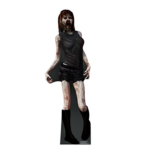 Advanced Graphics Outdoor-Figuren, Halloween-Aufsteller und Hofschilder One Size Zombie Woman