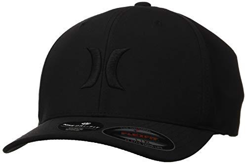Hurley Herren M DRI-FIT Cutback HAT Cap, Light Carbon, L/XL Light Blue Trucker Hut