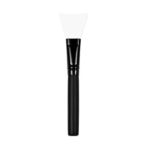 esicht Gesichts-Schlamm Maske Mischen Pinsel Kosmetik Make-up Pinsel (klar) (Becher Maske)