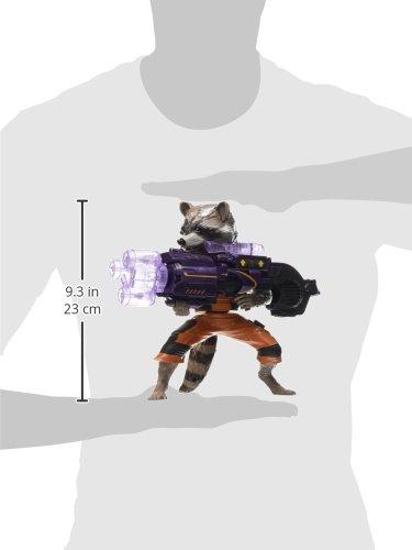 Marvel Guardianes de la Galaxia - Gotg Rapid Fire Rocket Raccoon (Hasbro A7902EU4) 2