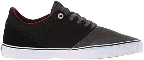 Etnies Marana Vulc, Chaussures de Skateboard Homme Noir (Grey Black 030)